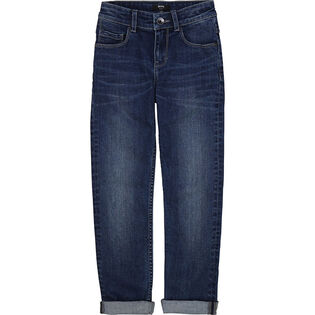 Junior Boys' [4-16] Slim Stretch Jean