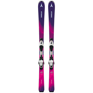 Juniors' Vantage Girl X 130-150 Ski + C5 Binding [2019]