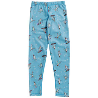 Junior [1-8] Unisex Fleece Print Pant