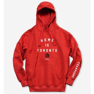 Unisex Home Is Toronto Raptor Ball Hoodie