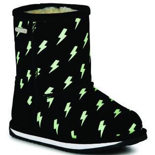 Juniors' [13-4] Lightning Bolt Brumby Boot