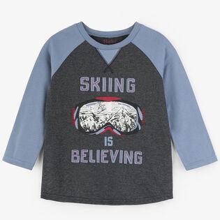 Boys' [2-6] Skiing Is Believing Top