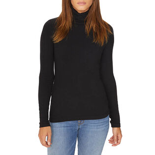 Women's Essentials Turtleneck Top