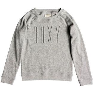 Junior Girls' [7-16] Wind Blew Fleece Sweatshirt