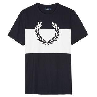 Men's Laurel Wreath Print T-Shirt