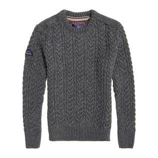Men's Jacob Crew Knit Sweater