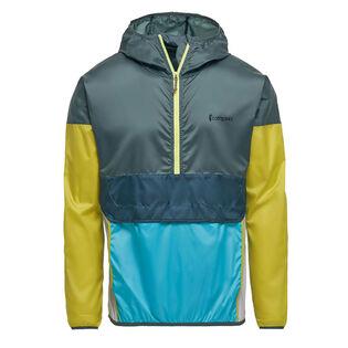 Unisex Teca Half-Zip Windbreaker Jacket
