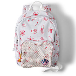 Junior Girls' [8-16] Ariel Light As A Feather Drawstring Backpack