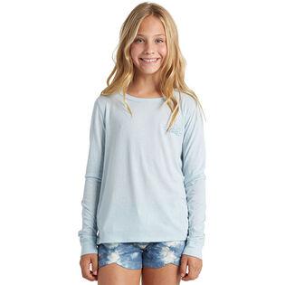 Junior Girls' [7-14] Show Gratitude Long Sleeve T-Shirt