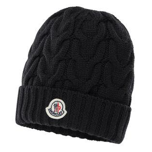 Juniors' [8-14] Cable Knit Hat