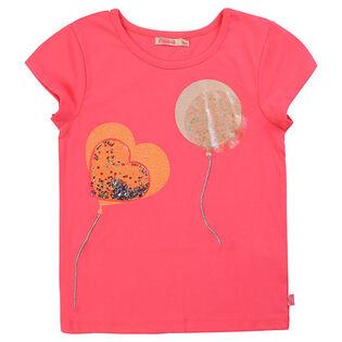 T-shirt Party pour filles [3-6]