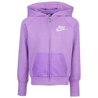 Girls' [4-6X] Sportswear Rise Full-Zip Hoodie