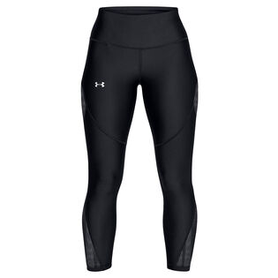 Women's HeatGear® Mesh Ankle Crop Tight