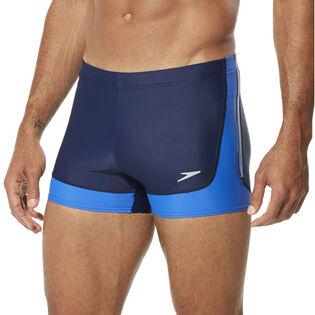 Men's Rush Square Leg Swim Short