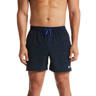 "Men's Confetti Lap 5"" Swim Trunk"