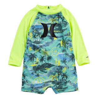 Baby Boys' [12-24M] Tropical Twist One-Piece Swimsuit