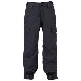 Pantalon cargo Exile pour garçons juniors [8-20]