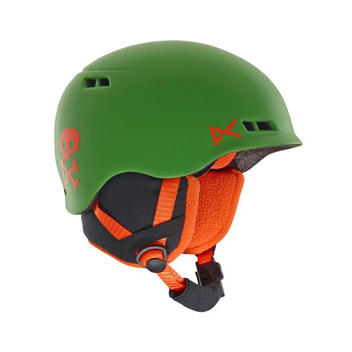 Juniors' Burner Snow Helmet