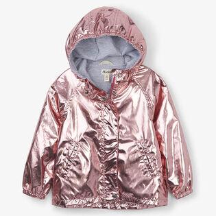Girls' [2-6] Bubble Gum Shimmer Jacket
