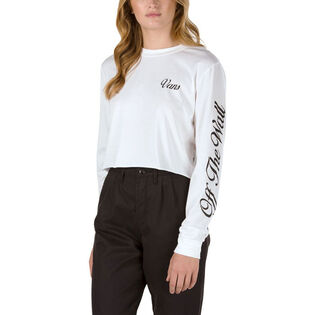 Women's Brush Off Crop T-Shirt