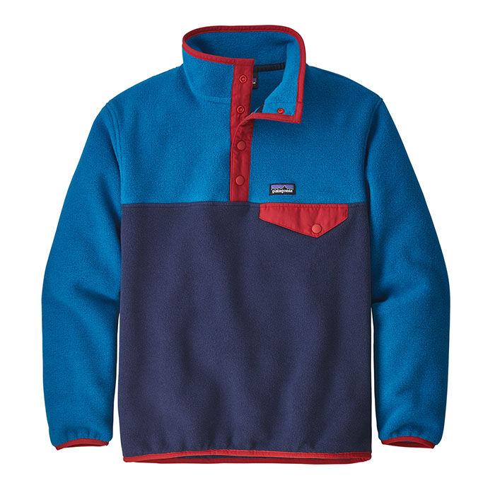 Junior Boys' [7-16] Lightweight Synchilla® Snap-T® Fleece Pullover Top