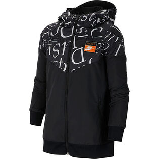 Junior Boys' [8-16] Windrunner Jacket