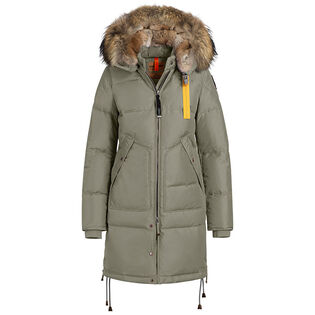 Women's Long Bear Coat