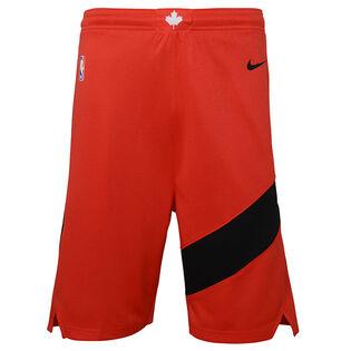 Junior Boys' [8-20] Toronto Raptors Nike Icon Swingman Short