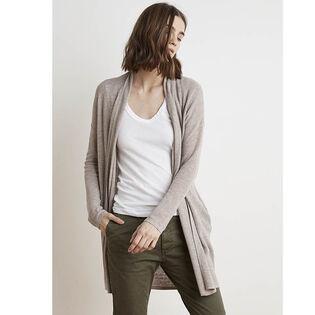 Women's Cherie Lux Cotton Cardigan