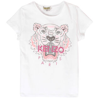 Girls' [2-6] Tiger T-Shirt