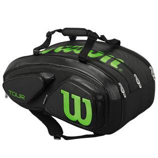 Tour V 15-Racquet Tennis Bag