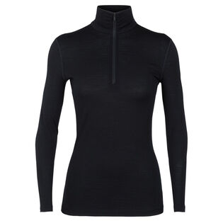 Women's Oasis Long Sleeve Half-Zip Top