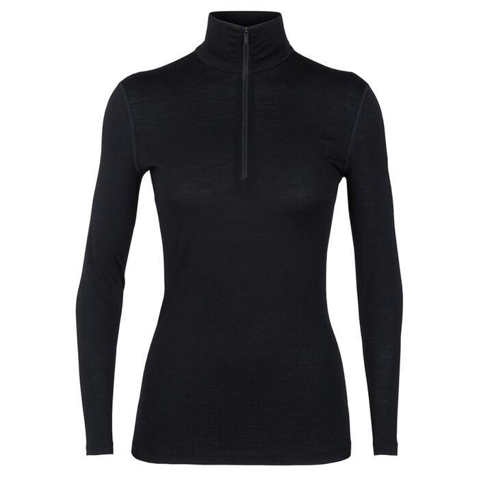 Women's Oasis Long Sleeve Half-Zip Top