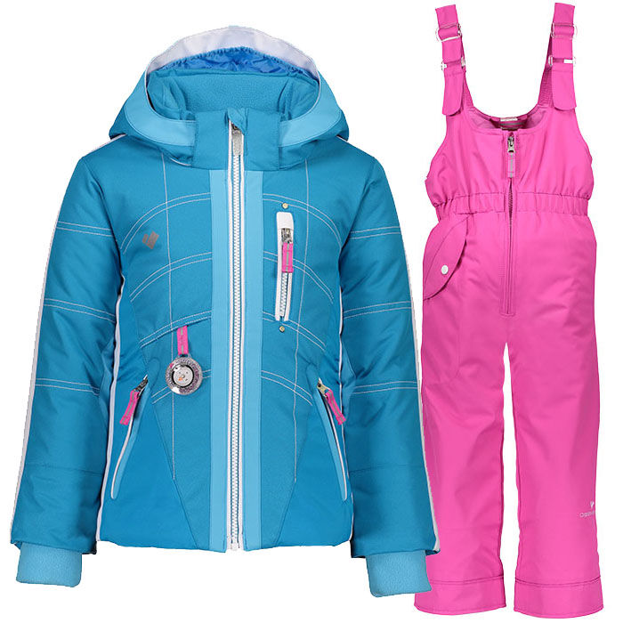 Girls' [2-7] Hey Sunshine + Snoverall Two-Piece Snowsuit