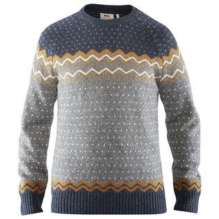 Chandail Ovik en tricot pour hommes