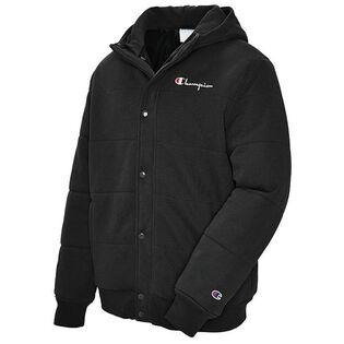 Men's Reverse Weave® Puffer Jacket