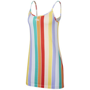 Women's Striped Retro Dress