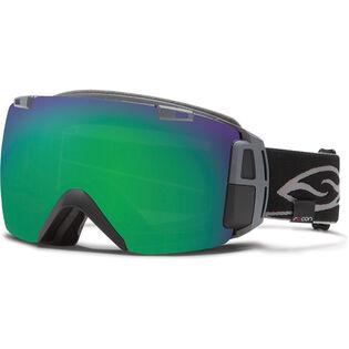 I/O Recon Goggles (Black/ Green Sol X)