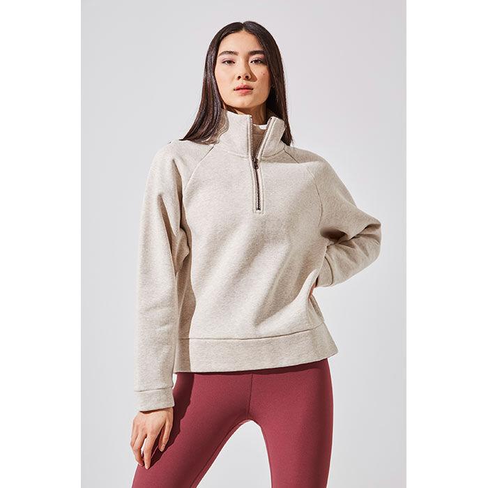 Women's Beckon Cropped Sweatshirt