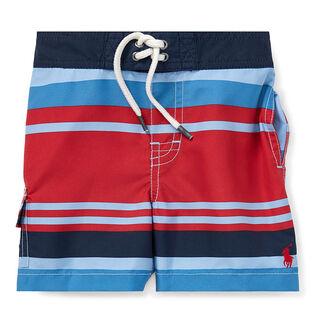 Baby Boys' [9-24M] Kailua Striped Swim Trunk