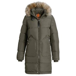 Women's Light Long Bear Coat