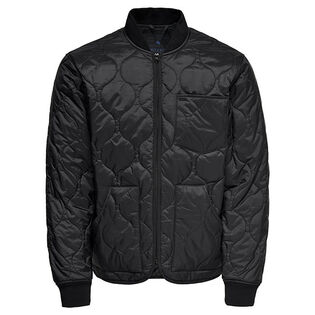Men's Short Quilted Jacket