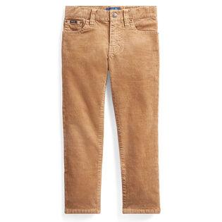 Pantalon ajusté Varick en velours côtelé pour garçons [2-4]
