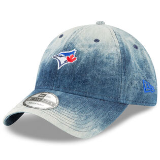Men's Toronto Blue Jays Distressed Denim Adjustable Cap