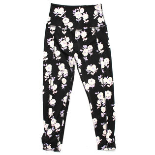 Women's Cinched Side Bow Capri Legging