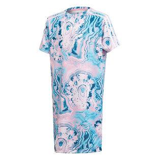Junior Girls' [8-16] Marble T-Shirt Dress