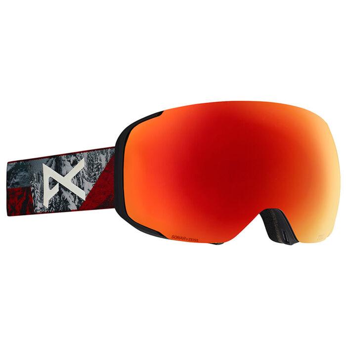 M2 MFI® Snow Goggle + Facemask