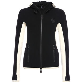 Women's Panel Fleece Track Jacket