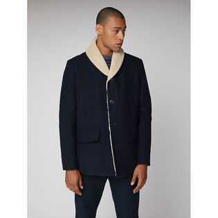 Men's Heavyweight Shawl Collar Coat