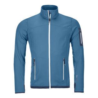 Men's Fleece Light Jacket